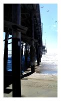UNDER THE PIER by mysticblue133