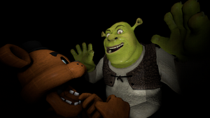Five Nights at SHREK'S by MrGrimlock