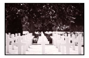 American Cemetery Normandy 1 by webgoddess