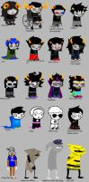 Homestuck according to Jake my brother by DoctorAmy