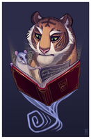 The Magic Book by Rainroad