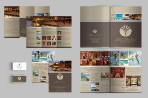 Set of Brochures / Stationery 08 by andre2886