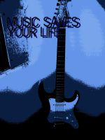 Music Saves Your Life by kway929