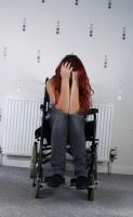 Wheelchair 7 by Tasastock