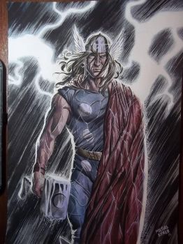 Thor Commission finished by MatiasStreb