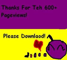 600+ PageViews by YumiStar