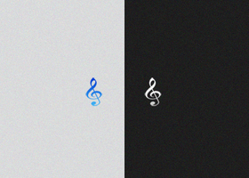iOS Music Icon by d0ink