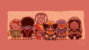 X-Men by ElectroNic0