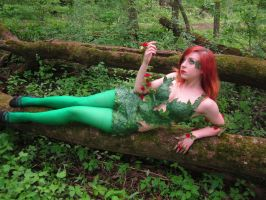 Poison Ivy 1 by Fluffybunny29stock