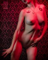 Red - Ivy Black by NefariousImaging