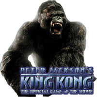 King Kong Game Dock Icon by Rich246