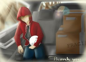 Cry Plays: Ni No Kuni (Thank you.) by Arcageon