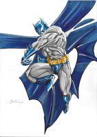 batman 75th by camillo1988