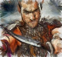 Spartacus (Blood and Sand) by thephoenixprod