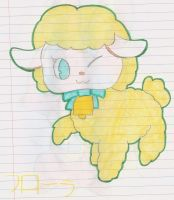Jewelpet Flora by Alice-of-Africa
