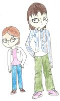 Al and I- SPN Hunters by Spirit-ual