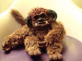 Labyrinth inspired Ludo doll.2 by modastrid