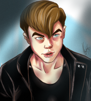 Harry Osborn - The Amazing Spider-Man 2 by nay-only