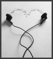 Music is Love by L-a-u-r-a
