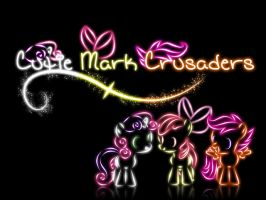 Cutie Mark Crusaders Wallpaper by buckheadgar