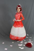 The Red Queen of Hearts 19 by MajesticStock
