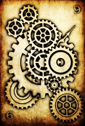 Nine of Cogs