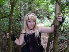 Forest Gothic 12 by xNatje-stock