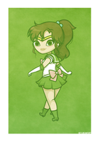 Sailor Jupiter by beyx