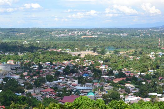 Davao from Shrine Hills by clongetch