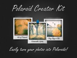 Polaroid Creator Kit by KronenDesign