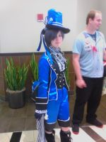 Ciel Phantomhive cosplay complete by Vocaloid01leaklady