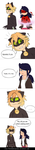 ''What If?'' Miraculous Ladybug Comic by TheQueenofCapcakes