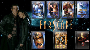 Farscape - Icon Pack by DigiZA