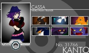 Trainer ID by Cassaa
