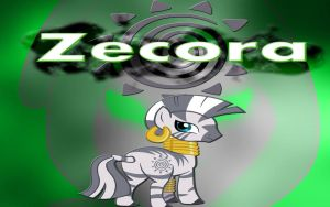 Zecora Wallpaper by Macgrubor