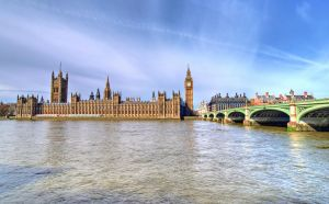 Palace of Westminster - London by ThomasHabets