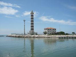 Lighthouse STOCK by Chiron178