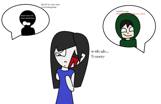 person please Jacky is right there (RP STARTER) by randomdrawer1010