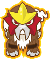 Entei by PiNkOpHiLiC