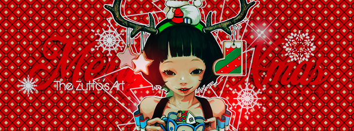 [Banner] Merry Xmas by ZuttoSama