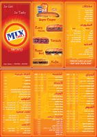 mix menu by high-sense