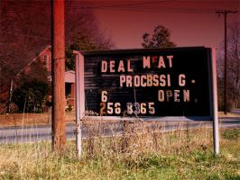 Processed Meats by shootstuffguy