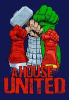 A House United by artistjerrybennett