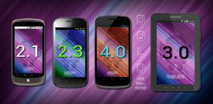 DOLO Frosty Live Wallpaper for Android by retareq