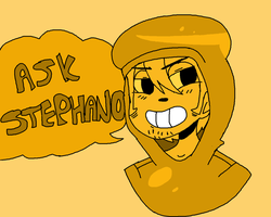 questions anyone? by AskGoldenStephano