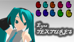 Eyes Texture (crappy ones) by RaiShooter