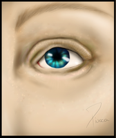 Eye Practice by Piucca