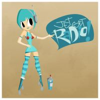 Jet Set Rhyth by shinbigan