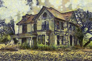 Old Farm House2 by photoman356