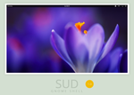 GNOME Shell: Sud by 0rAX0